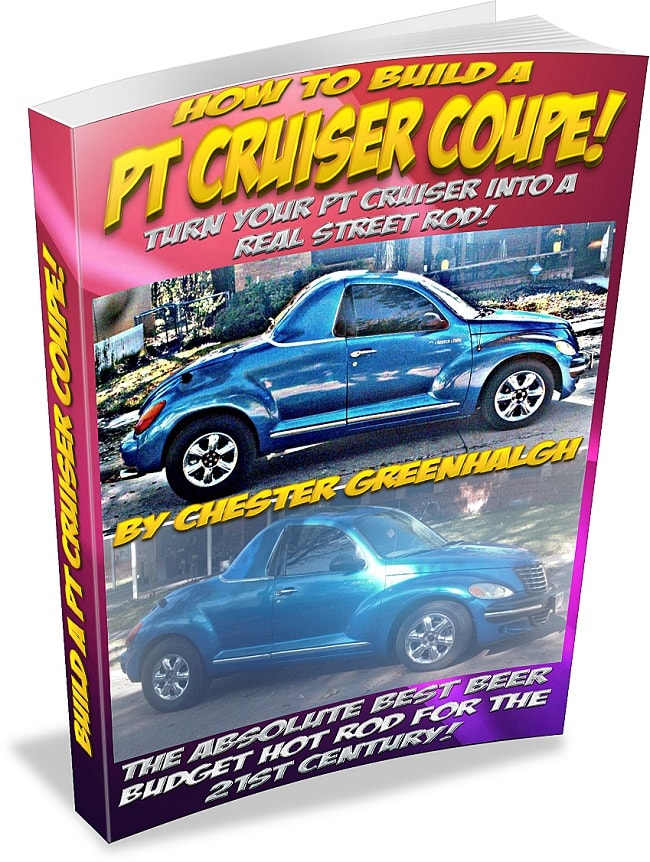 PT Cruiser Coupe Plans