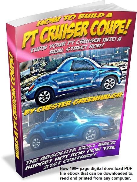 PT Cruiser Coupe Plans